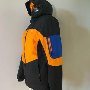 KJUS boys polyester filled ski jacket size 14